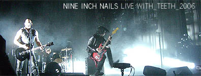 nine inch nails live: with teeth 2006